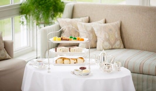 Afternoon Tea at Coworth Park