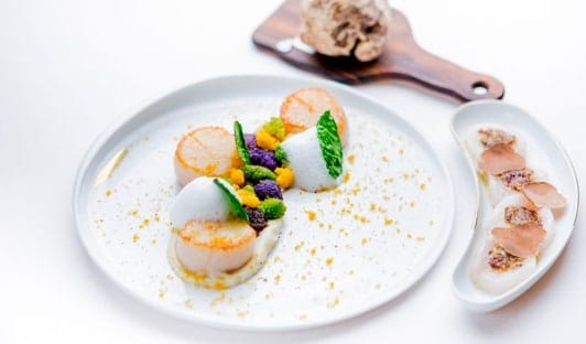 Dining Experiences at Le Meurice