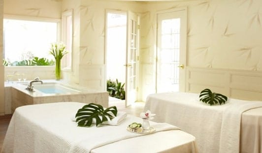 Spa experiences at Hotel Bel-Air