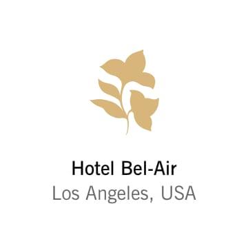 Hotel Bel-Air, <span>Los Angeles</span>