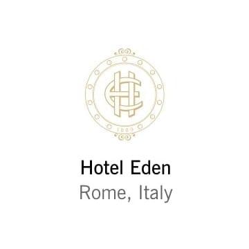 Hotel Eden, <span>Rome</span>