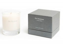 Fig & cassis scented candle