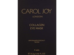 Carol Joy London Collagen Eye Masks (four pairs)