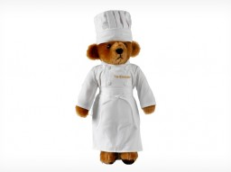 Chef teddy bear