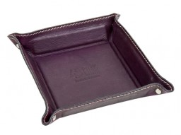 45 Park Lane leather tray