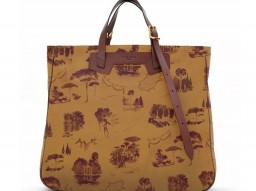 'The Roman Journey' special edition tote bag