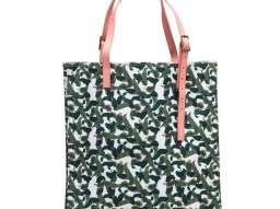George Esquivel North-South tote bag