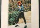 Signed David Bowie Photograph Mick Rock Beverly Hills Hotel